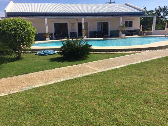 Olivia Resort Homes: Территория отеля