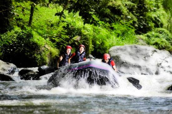 Puri Rafting Bali