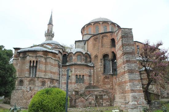 photo4.jpg - Picture of Kariye Museum (The Chora Church ...