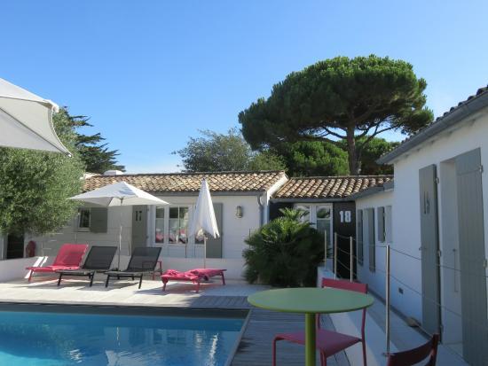 Piscine n u00b02 Picture of Les bois flottais, Le Bois Plage en Re TripAdvisor # Hotel Les Bois Flottais