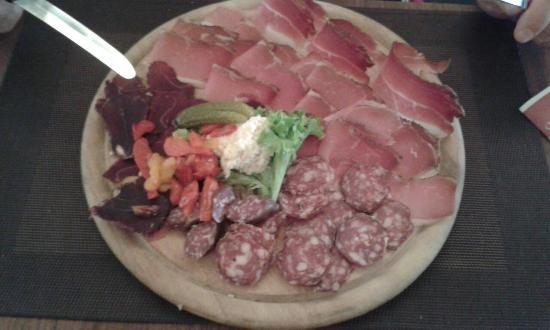 Pizzeria Arc - Bistro Hotel Krone: -