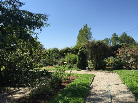 Jardin Botanique de Marnay sur Seine