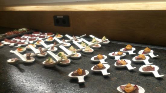 Hotel Verwall: Vorspeisenbuffet