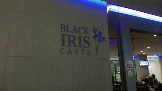 Black Iris Café