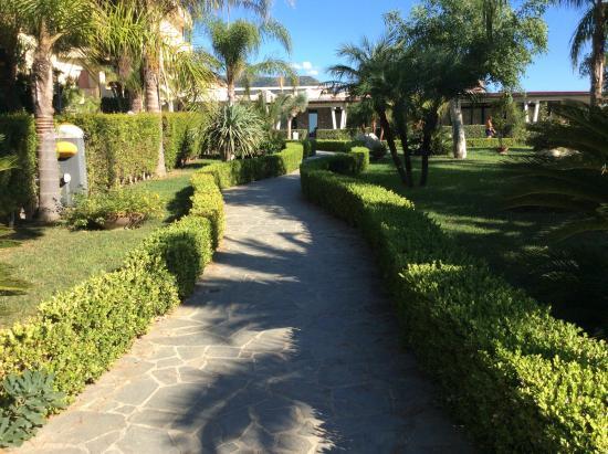 Hotel Residence Sciaron: Esterno hotel Sciaron