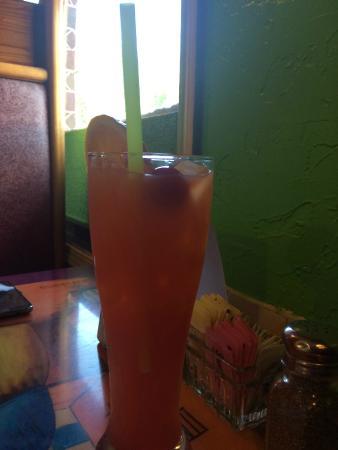 El Tapatio: Tequila Sunrise