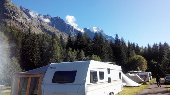 Camping Monte Bianco la Sorgente