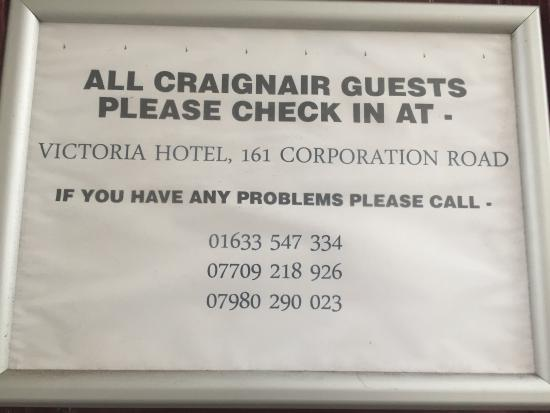 The Craignair Guest House