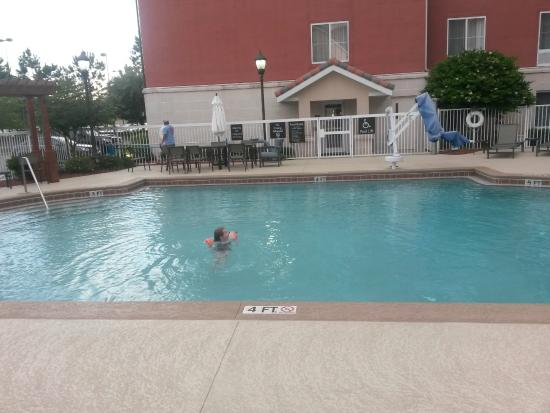 Homewood Suites by Hilton Jacksonville-South/St. Johns Ctr.: pool