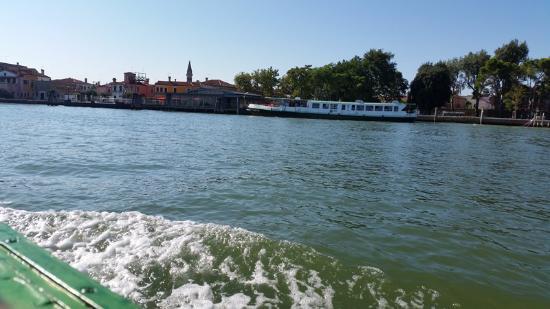 El Bragosso Va: Navigazione lagina