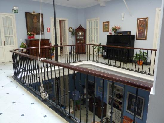 Casa Patio del Panadero: Le Patio intérieur