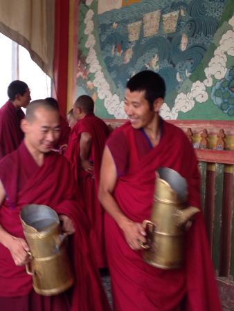 Xiahe County, China: Labrang Monastery (Labuleng Si)