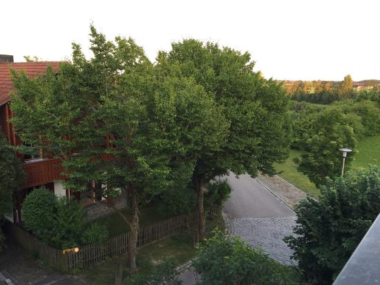 B&B bei Taferners: The view