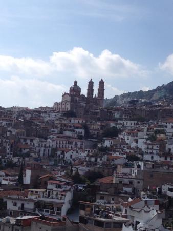 Bilde fra Santa Prisca de Taxco