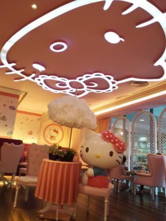 Hello Kitty House hello kitty house - picture of hello kitty house, bangkok