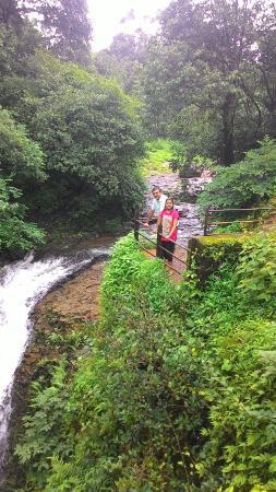 Ambavli, Indien: Nangartas falls