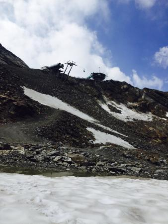 Top Mountain Star Photo