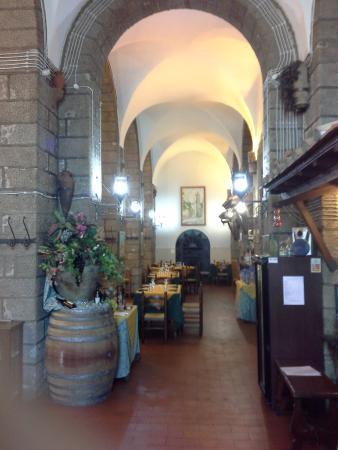 Taverna dei Frati: sala interna