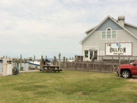 Billfish Bar & Grill : Billfish view from front