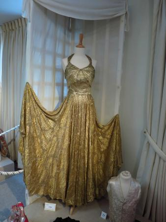 The Blandford Fashion Museum