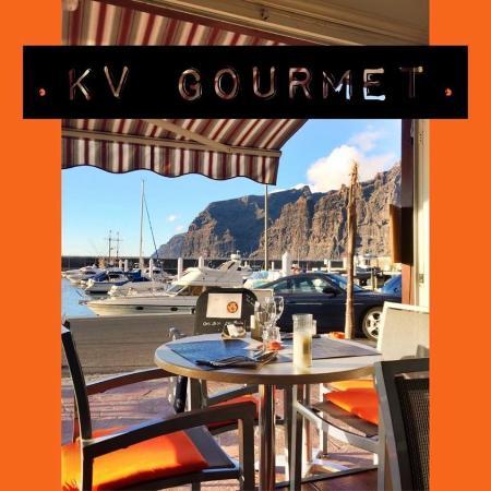 Restaurante karl val gourmet en santiago del teide con for Cocina francesa gourmet