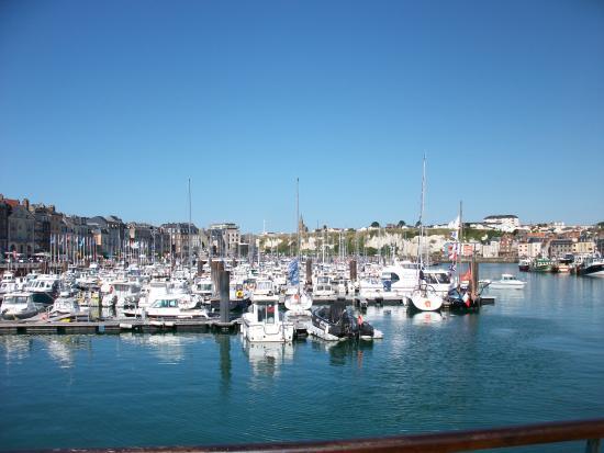 Cleome : le port de plaisance Dieppe