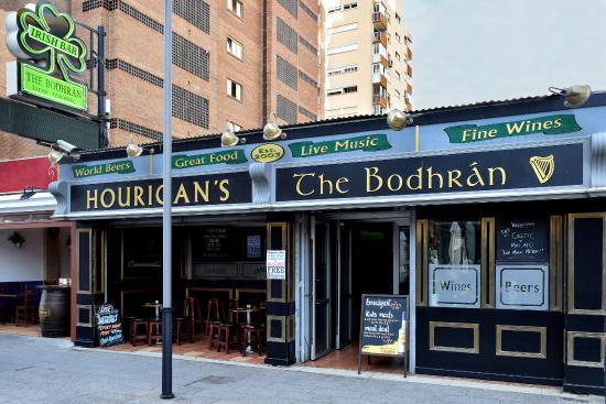 The Bodhran Irish Bar