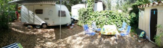 camping les jardins de tivoli emplacement caravane - Jardins De Tivoli