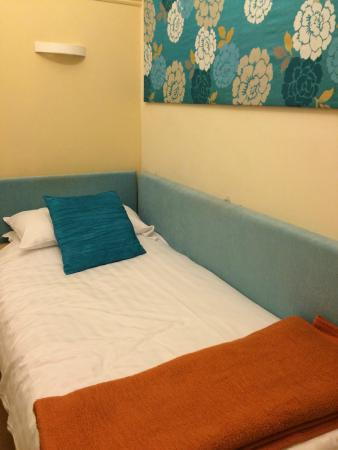 Woodbine Guest Accommodation: Small Single Bed