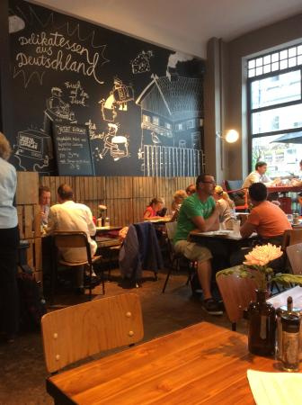 Das Kaffee Tolles Ambiente Picture Of Mutterland