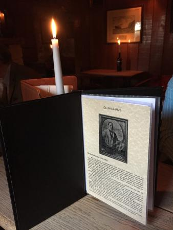 Clenaghans Restaurant: The Story of Clenaghans