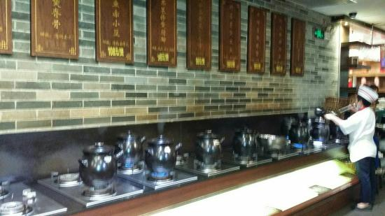 Yu MiZhou (LuoHu): Double Boiled Soups