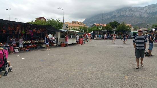 Дения, Испания: Mercadillo de Denia