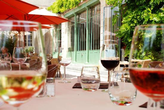 Lauret, Francia: L'orangerie-restaurant