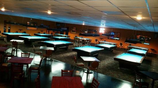 Breakroom Billiards