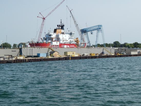 Ride The Fireboat: Bay Ship Builders