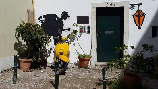 Lisbon Old Town Hostel: Hostel 💙