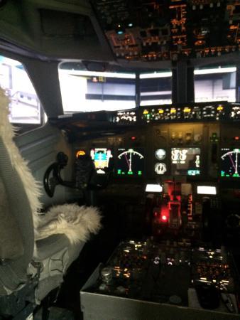 Burwell, UK: Sim2do - Flight Simulator