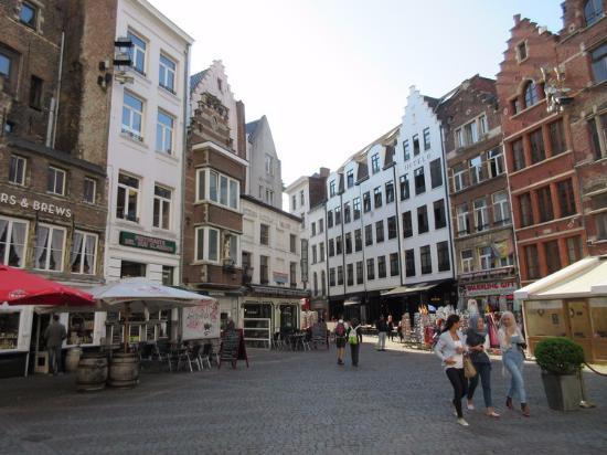 Antwerps Kantwinkeltje
