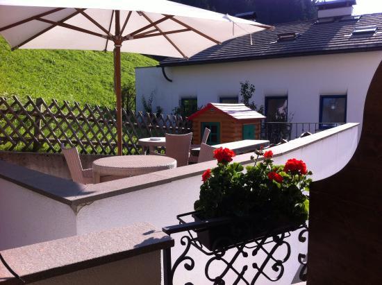 Hotel La Montanina: Il terrazzino