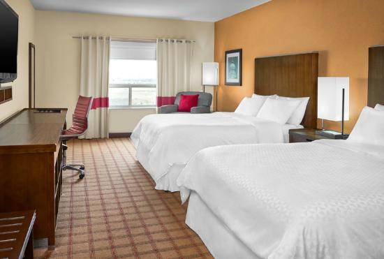 Four Points by Sheraton Edmonton Gateway: Traditional Two Queen