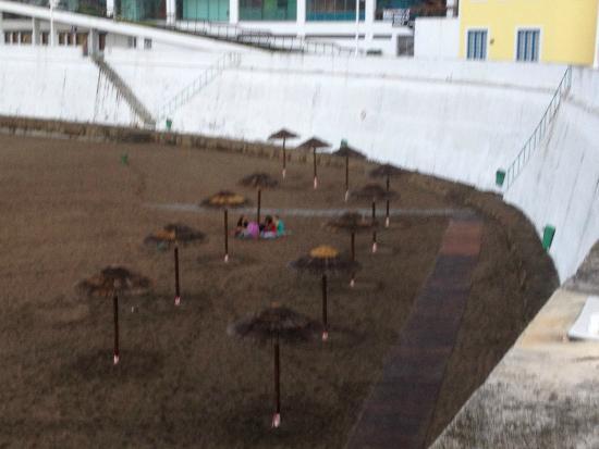 Hotel Beira Mar : spiaggia antistante l' hotel