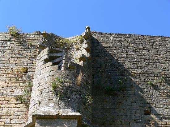 escalier en colimacon chateau