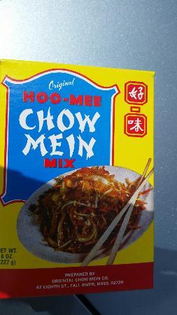 Oriental Chow Mein Company