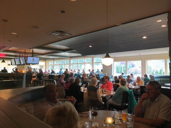 Atlantic Grill Rye Nh Dining Room Bar