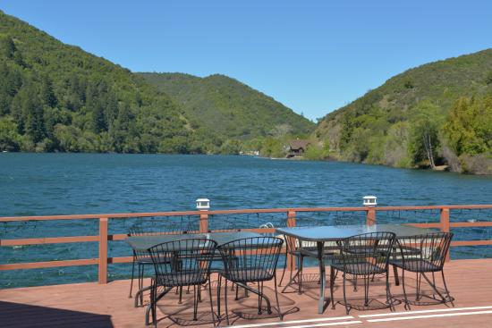 Upper Lake, CA: The Lodge At Blue Lakes