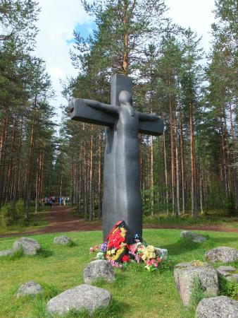 Memorial Cross Of Sorrow