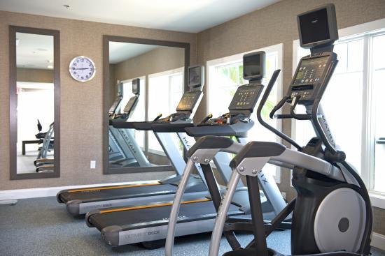 Bethany Beach Ocean Suites Residence Inn By Marriott Fitness Center