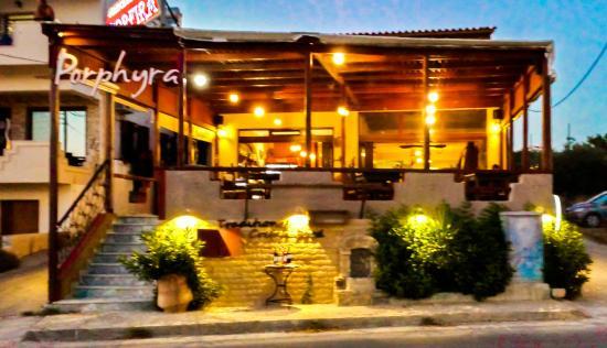 Porphyra Restaurant