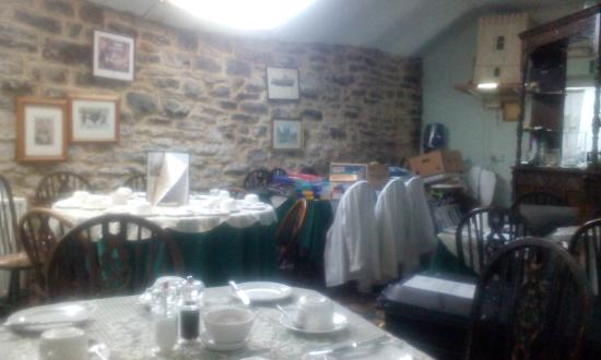 The Hidden Tearoom and Bistro: Bizarre tea room